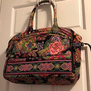 "Vera Bradley ""Symphony in Hue"" Large Laptop Bag"